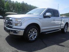 2016 Ford F-150 Lariat 4X2 Supercab Truck in Conyers, Georgia