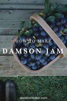 My beautiful relationship with homemade damson jam (plus recipe) — Helen Redfern Healthy Juice Recipes, Healthy Juices, Smoothie Recipes, Damson Jam, Plum Jelly, Plum Jam Recipes, Marmalade Recipe, Juicing Benefits, Vegetable Drinks