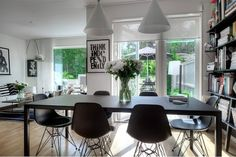 Therese Sennerholt modern home