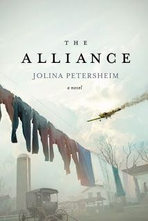 Rebel Book Reviews: The Alliance by Jolina Petersheim