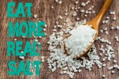 An overabundance of processed salt can indeed be detrimental, sodium is essential to the human body, so the key is the TYPE OF SALT, rather than salt itself.  REAL, unprocessed salt actually CONTRIBUTES greatly to health, rather than deterring from it. http://www.healthyaeon.com/2014/05/4-reasons-you-need-more-salt.html