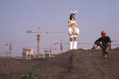 Cao Fei, Un-Cosplayer Series: Bunny's World (2004).Image: Courtesy of artist and Vitamin Creative Space.