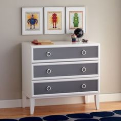 Kids Dressers & Childrens Wooden Dressers | The Land of Nod