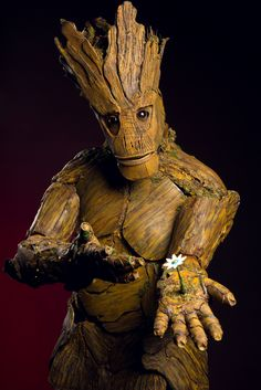 Groot - Guardians of the galaxy Cosplay @ Japan Expo 2015