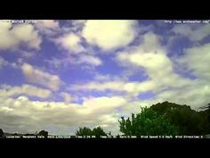 Adelaide weather time Lapse  Sat 02 04 2016
