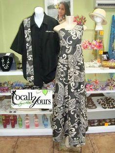 Island Wear, Island Outfit, Samoan Dress, Island Style Clothing, Different Dress Styles, Batik Dress, Ethnic Fashion, Hula, Dress Patterns