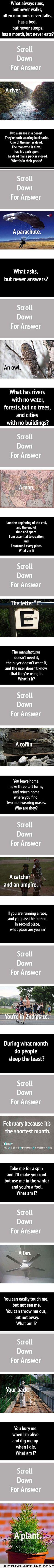 #riddles - Just #DWL