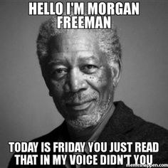 Funny Friday Memes, Its Friday Quotes, Funny Memes, 9gag Funny, Happy 50 Birthday Funny, Funny Happy, Humor Birthday, Birthday Humorous, Birthday Sayings
