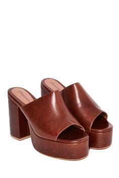 Dr Shoes, Sock Shoes, Mules Shoes, Me Too Shoes, Shoes Heels, Footwear Shoes, Platform Mules, Funky Shoes, Aesthetic Shoes