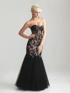 4 Photo Of 19 For Long Sleeve Corset Prom Dress Ideas For The