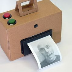 Overview   Instant Camera using Raspberry Pi and Thermal Printer   Adafruit Learning System