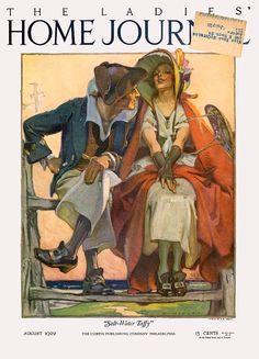 Ladies' Home Journal, August 1922 S. N. Abbott