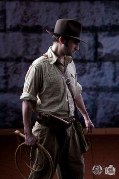 [Self] Indiana Jones at Dragon Con 2013 - Imgur