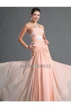 Pink Prom Dresses 2015