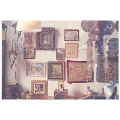 """shood hänga olika tavlor på kvinnor, både gamla porträtt & nya foton. På inspirerande personer """"alla"""" vet villa de är. Bobbie, Elise, Lina, Oprah..."""