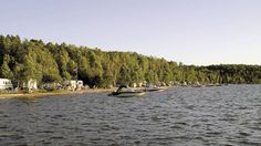 Browns' Clearwater West Lodge/Barry Brown's Game Hunts, Atikokan, Sunset Country Ontario