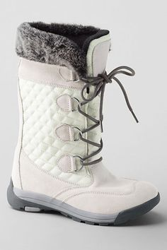 Women's Powder Belle Boots from Lands' End