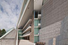 Atelier d'architecture Michel Rémon: CHIV, Villeneuve-Saint-Georges