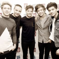 Can you five just stop already? My heart can't take it...