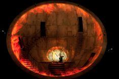 Opéra National de Lyon's Tristan und Isolde. Directed by Alex Ollé (La Fura dels Baus).