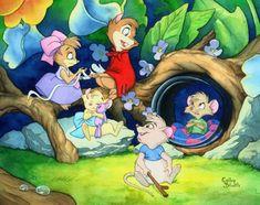 Secret of NIMH Commission by ColbyBluth on DeviantArt Disney Animated Movies, Cartoon Movies, Das Geheimnis Von Nimh, The Secret Of Nimh, Disney Animation, Animation Movies, Disney Renaissance, Childhood Movies, Mandala Rocks