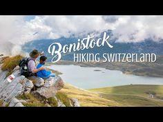 Beautiful Ridge Trail at Bonistock Melchsee Frutt Trail Maps, Swiss Alps, Like A Local, Best Hikes, Fun At Work, Happy Life, Switzerland, Hiking, Activities