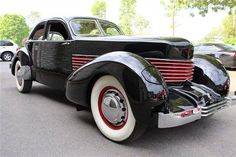 1937 Cord Westchester for sale | Hemmings Motor News