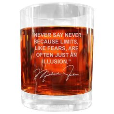 Deeply Etched Stylized Quote on Italian Double Old Fashioned Glass, Sold as Set of Old Fashioned Glass, Old Fashioned Cocktail, Abraham Lincoln Famous Quotes, Famous Sports Quotes, Bobby Knight, Gifts For Sports Fans, Unique Quotes, Meaningful Quotes, Crystal Glassware