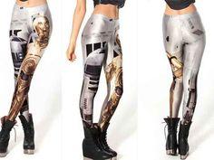 Star Wars Leggings – Lotus Leggings