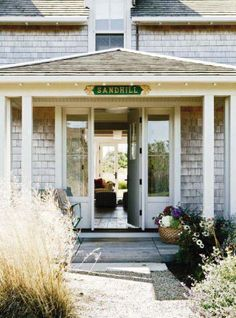 Cedar shake lake house...my dream!