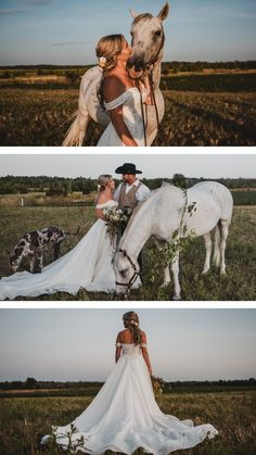 horse wedding : Boho country wedding with your horse Country Wedding Groomsmen, Country Wedding Songs, Country Wedding Photos, Country Wedding Cakes, Country Barn Weddings, Country Wedding Decorations, Country Wedding Invitations, Country Wedding Dresses, Wedding Pictures