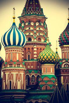 Saint Basil's - Moscow