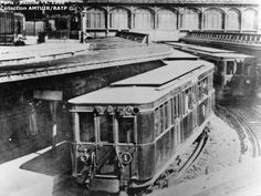 A train at Bastille Station in Paris in 1908. Photo via Wikimedia Commons. Le Métro, as residents called it, was not without controversy when it was first constructed. The city had decided in 1898 to commence construction on the subway to connect sites for the 1900 Paris Exposition Universelle (World Fair). The city persevered, and the Paris Metro became part of a building boom of subways worldwide: Boston, Chicago, Philadelphia, Berlin and Hamburg were among those built between 1900 and…