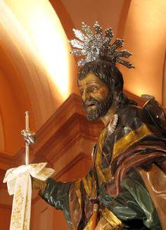Hoy día de San Roque lo celebramos con una solemne misa y procesión. A las 22.00 horas por las calles de Chinchón. ¡¡Viva San Roque!! #FiestasChinchón2015