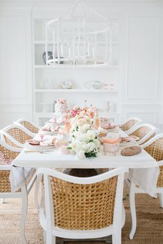 Monika Hibbs | Valentine's Entertaining Inspiration | http://www.monikahibbs.com