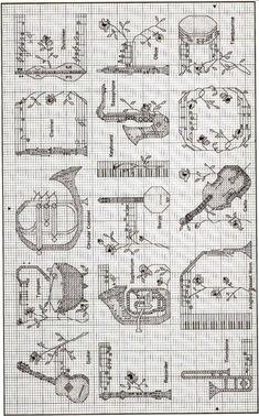 Gallery.ru / Фото #15 - alphabets - patrizia61