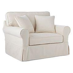 Sleeper Possibilities Dome Arm Twin Chair