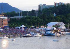 Riverbend Festival 2013