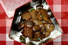 it would't be Christmas without ginger bread men. Bread Man, Ginger Bread, Chilling, Gingerbread Cookies, Desserts, Christmas, Men, Collection, Food