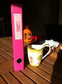 ΑΝΟΙΓΩ ΣΠΙΤΙ: Το ντοσιέ του σπιτιού μου! Mugs, Tableware, Blog, Home, Dinnerware, Tumblers, Tablewares, Ad Home, Blogging