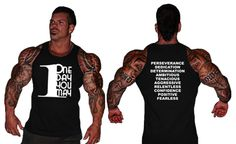 2e500ab45a412 1DayYouMay Men s Tank Black w White Print  19 - MuscleStoreUSA Tank Man