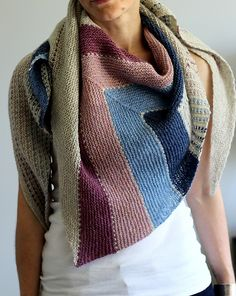 Perfect shawl pattern now on Ravelry for Supersoft 100% Wool