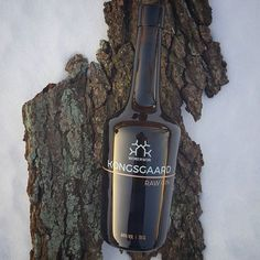 Kongsgaard Raw Gin. Tasted at Gin Shack. Quite harsh neat, but lovely with ft lemon tw.