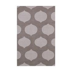 Cement Emma Cotton Carpet by Madeline Weinrib
