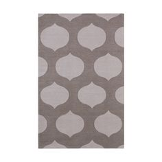 Cement Emma Cotton Carpet 9x12