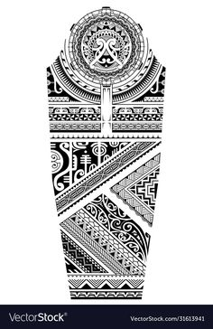 Maori Tattoo Arm, Polynesian Tattoo Sleeve, Tribal Forearm Tattoos, Mayan Tattoos, Polynesian Tattoo Designs, Maori Tattoo Designs, Tribal Sleeve Tattoos, Forearm Tattoo Design, Leg Tattoos