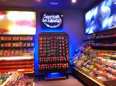 Candy Store, Header, Interior, Shopping, Tents, Indoor, Interiors