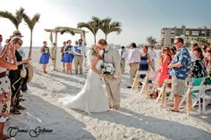 Beach wedding ceremony.  St Pete Beach, florida weddings.  grand Plaza Resort.  https://www.facebook.com/pages/Grand-Plaza-Weddings/118843699159?ref=hl