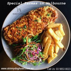 Searching for the best parmas in Melbourne? Check out Skinny Dog Hotel, located in middle of Kew's High Street in Melbourne. Choose from the multitude of parma varieties with comfy booths to make to day special. For more information, visit us online at http://www.skinnydoghotel.com.au/