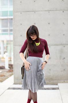 Silver dress, workhall studio, street style, calgary fashion http://theneatblog.com/2016/03/11/old-to-new/